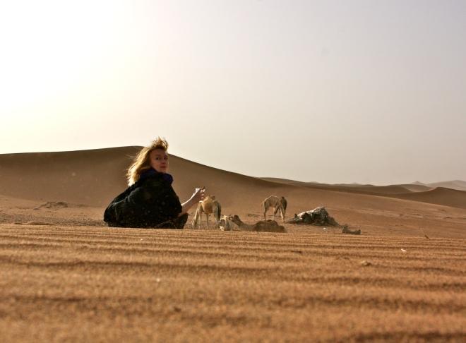 Saharan matka Marokko
