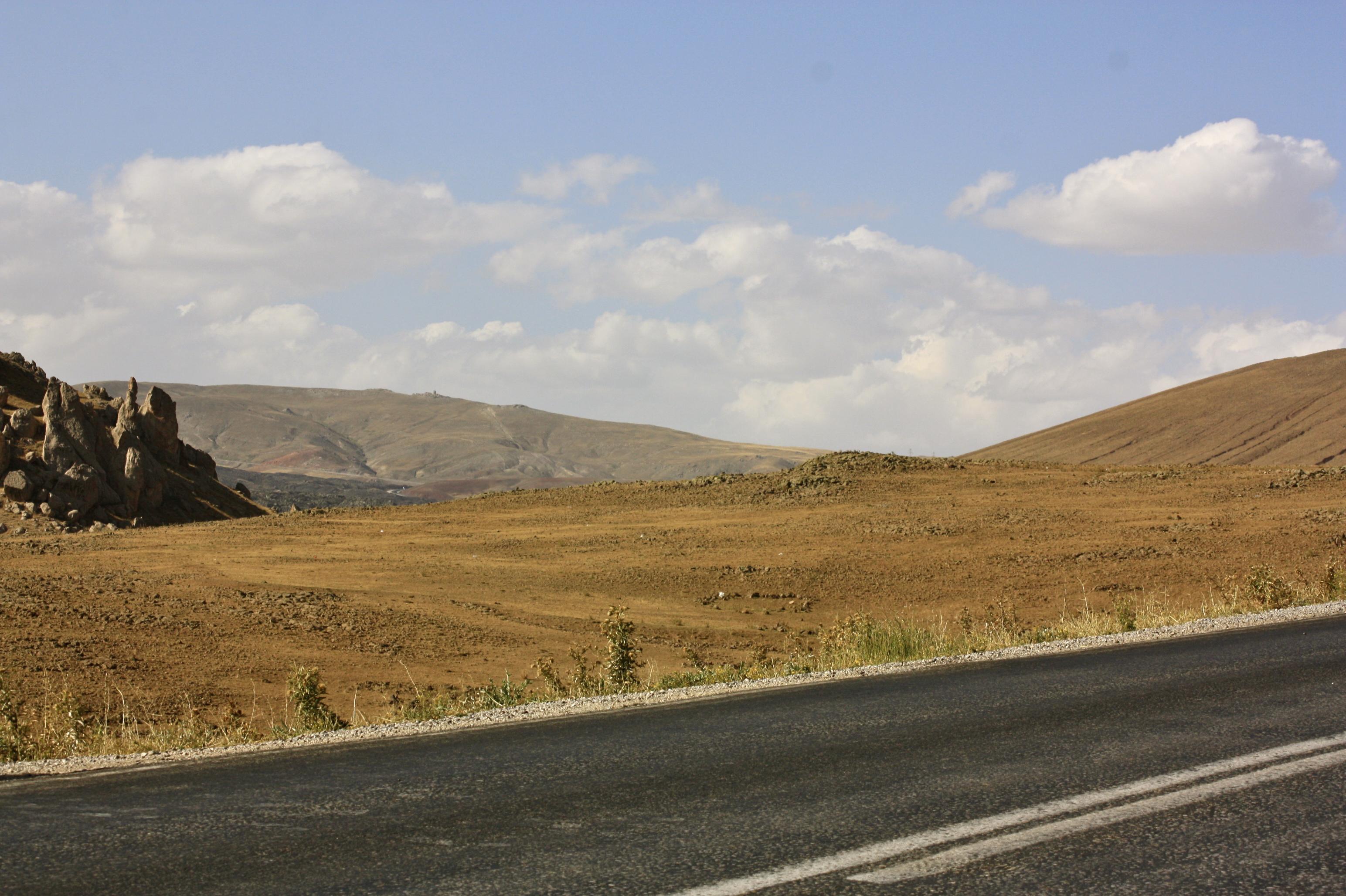 Itä-Turkki matkailu