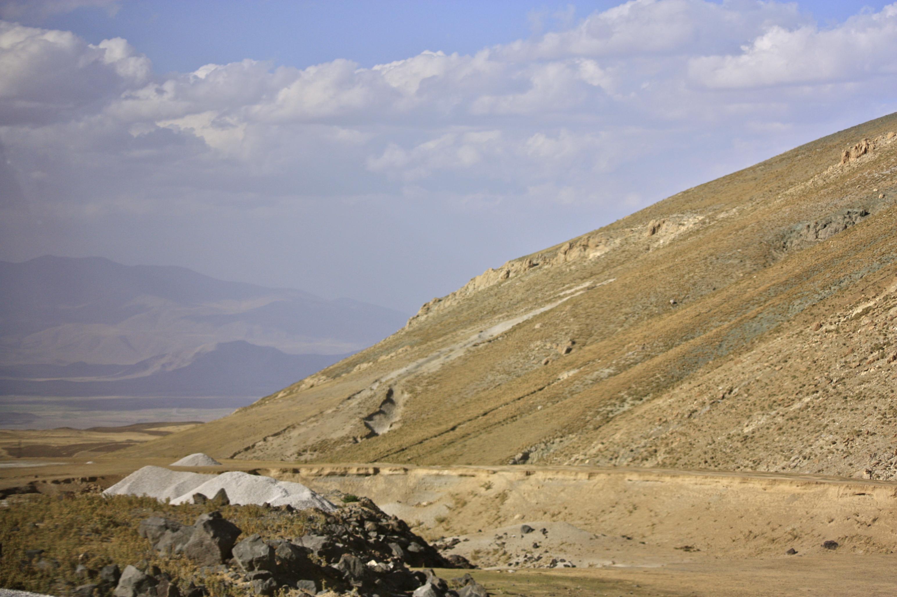 Itä-Turkki matka vuoristo