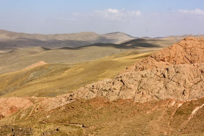 Itä-turkki vuoristo
