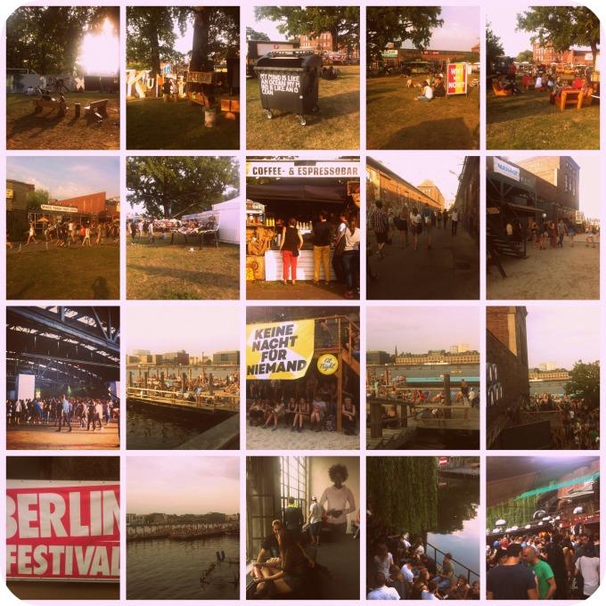 berlin festival kokemuksia
