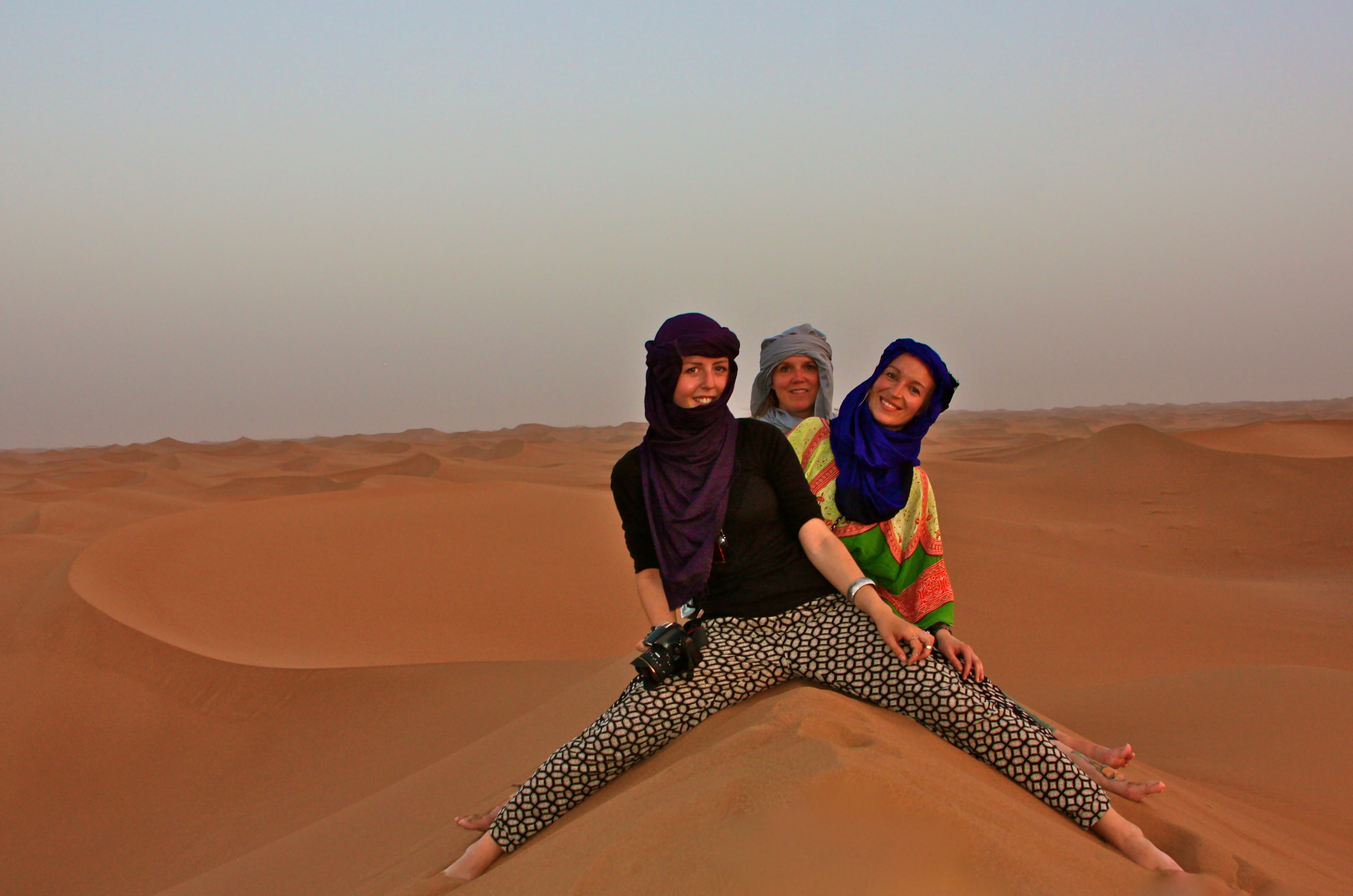 Sahara Experience