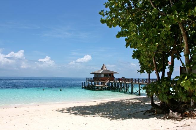 Pulau Sipadan sukellus