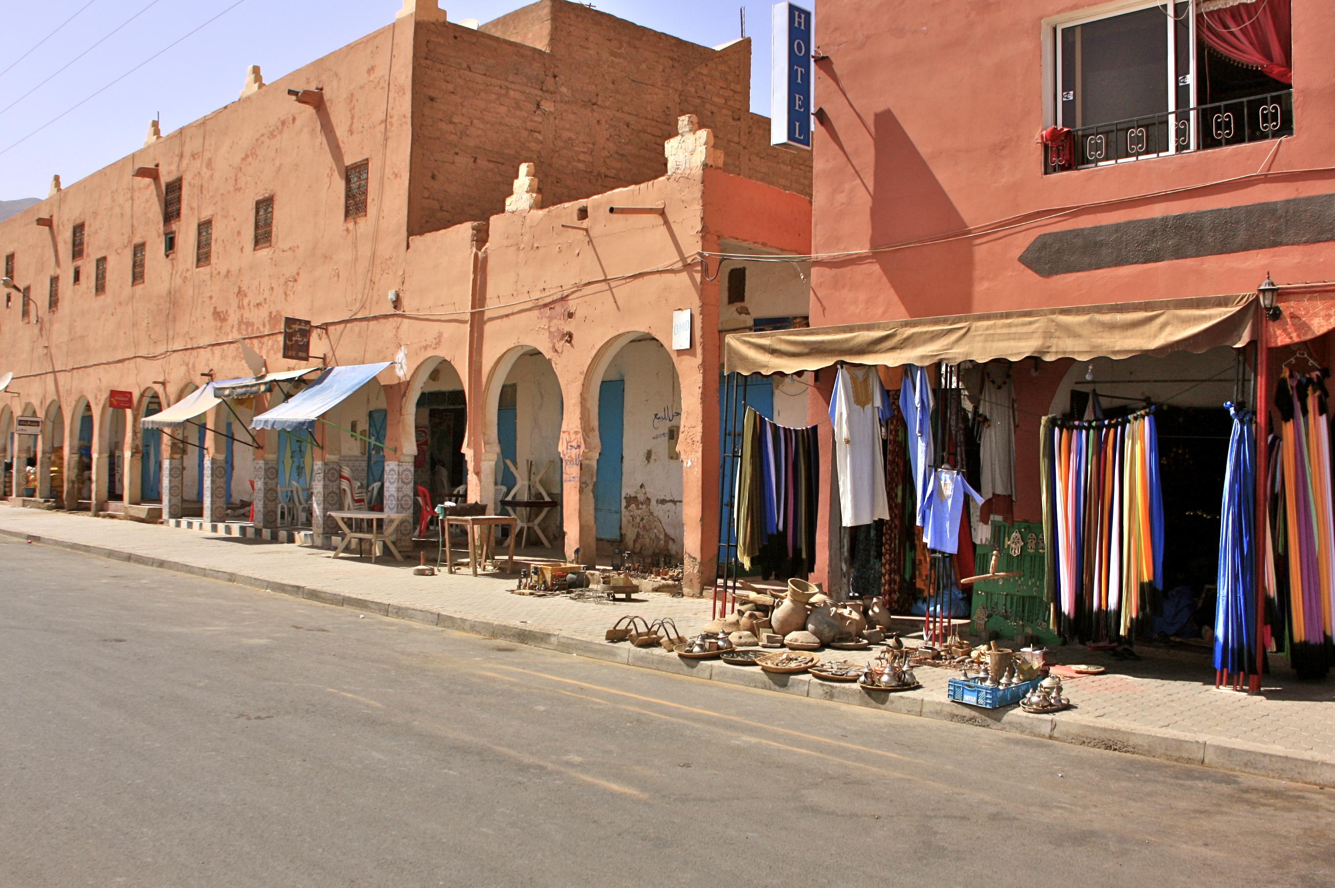 M´hamid, Marokko