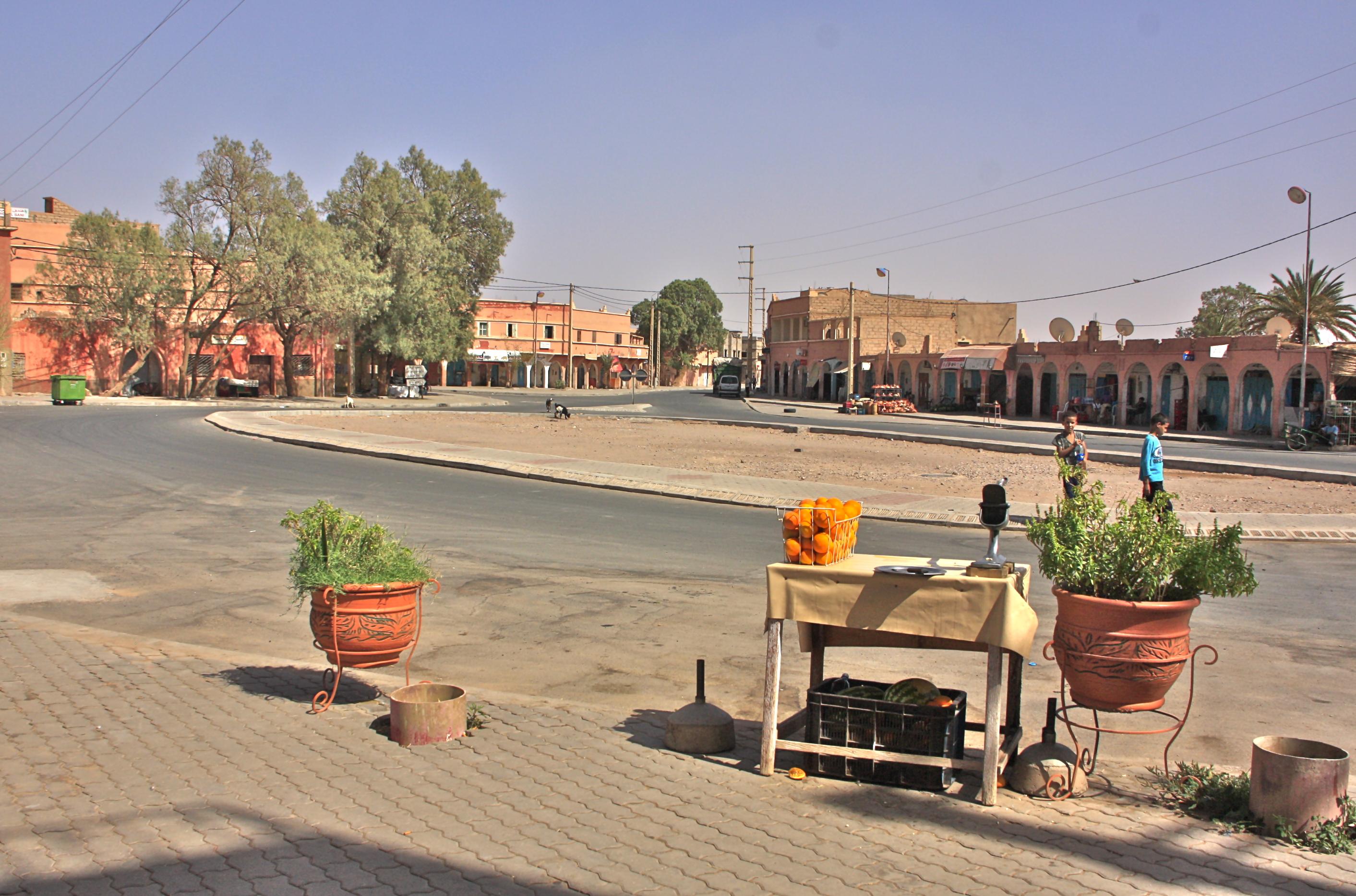 M´hamid marokko