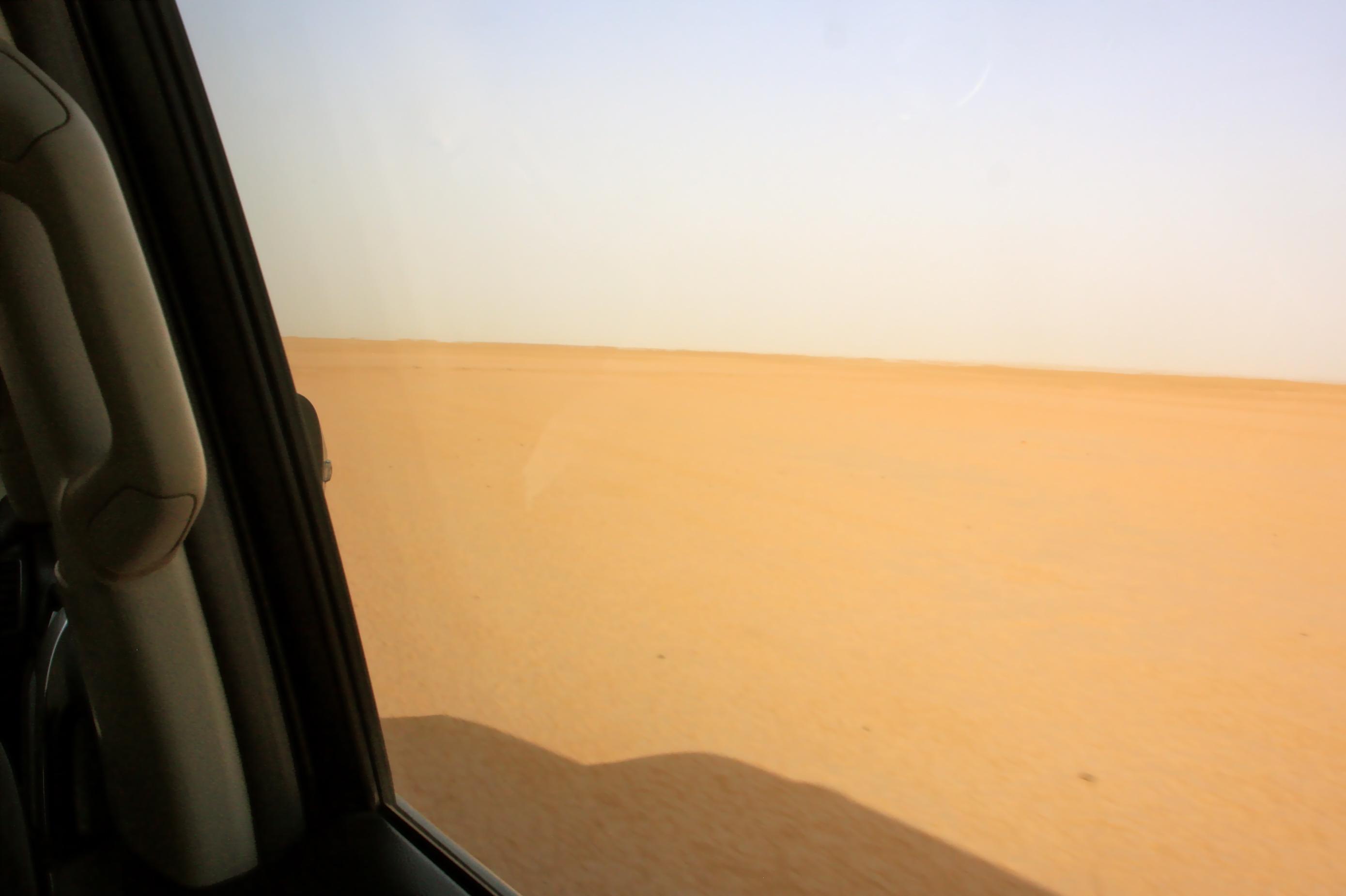 Saharan autiomaa vinkit