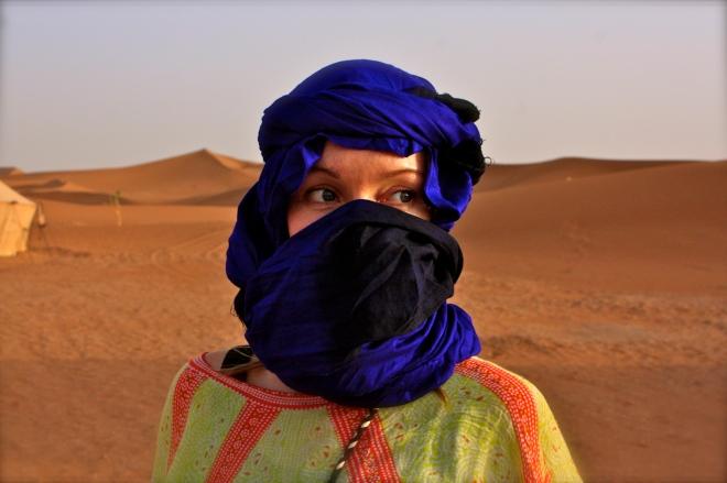 Sahara experience kokemuksia