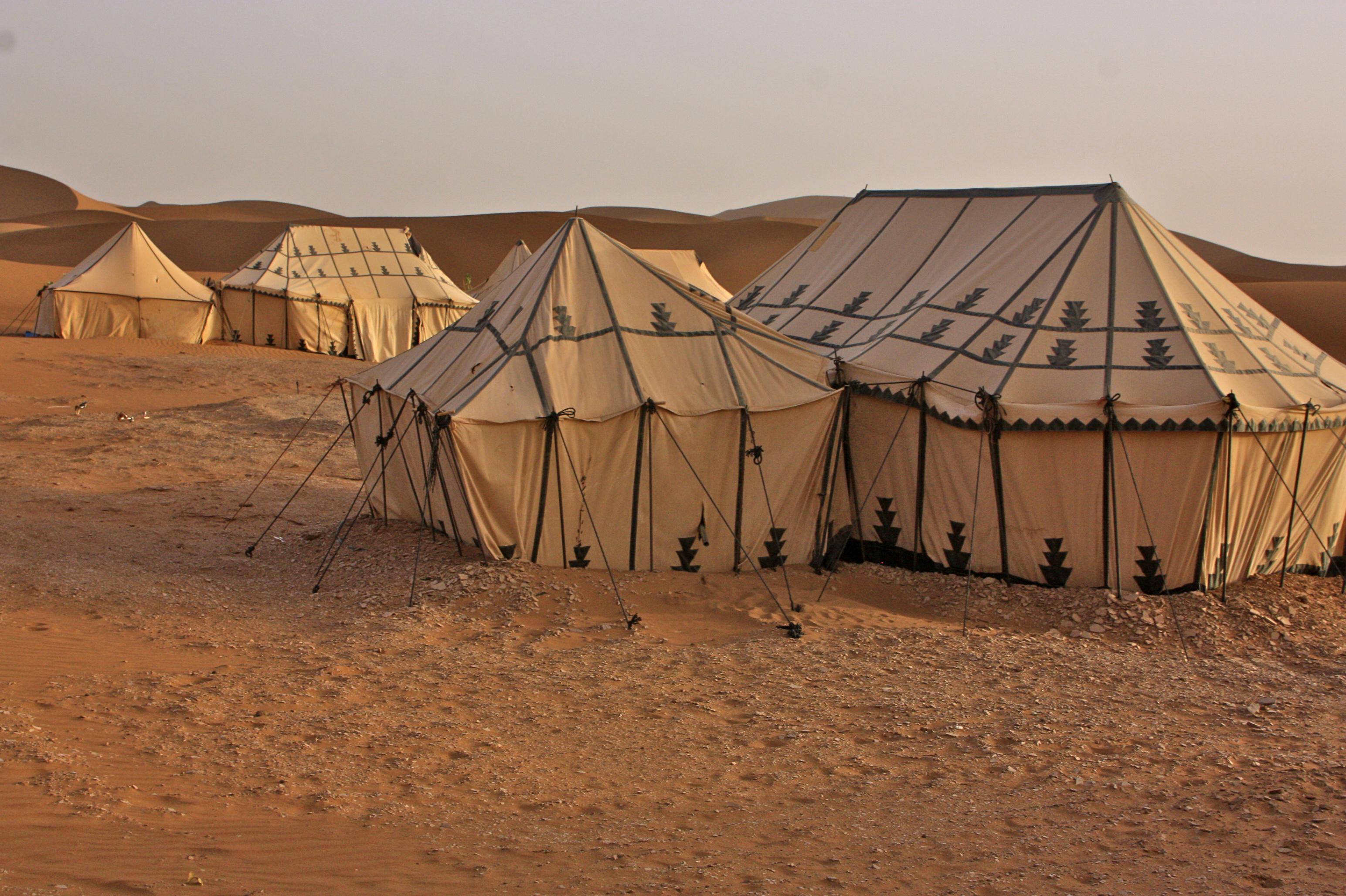 Erg Chegaga desert campp marokko