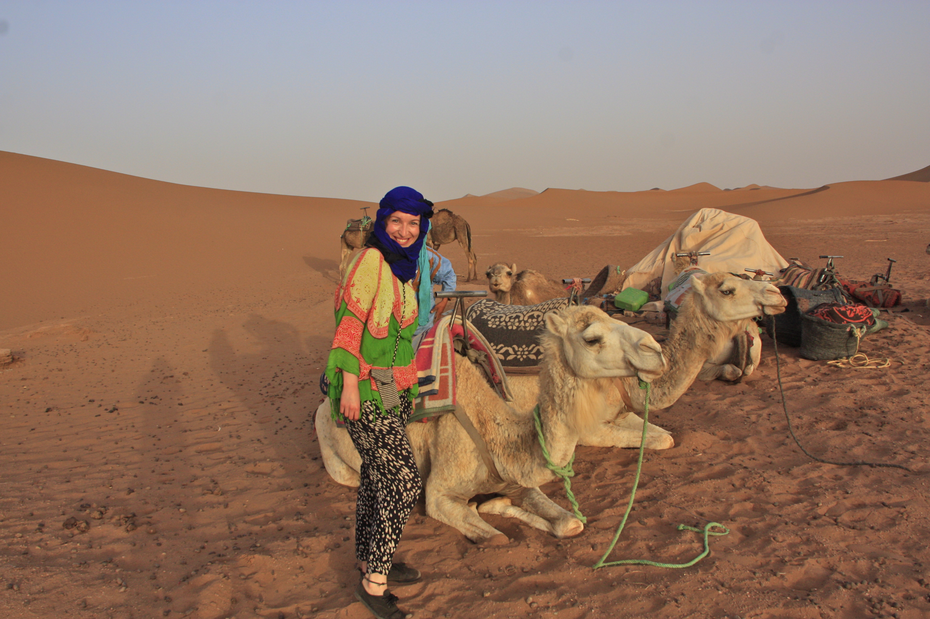 Saharan Marokko matka