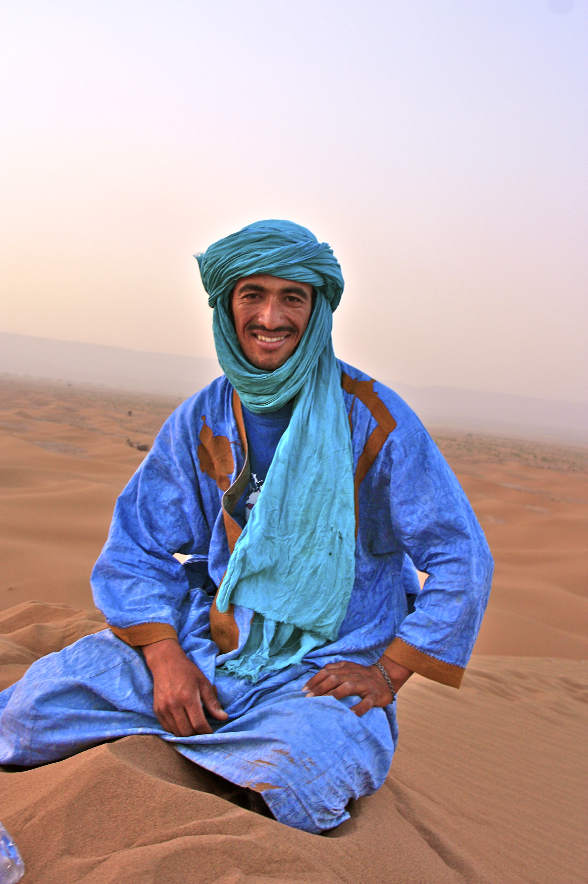 Berber, Sahara