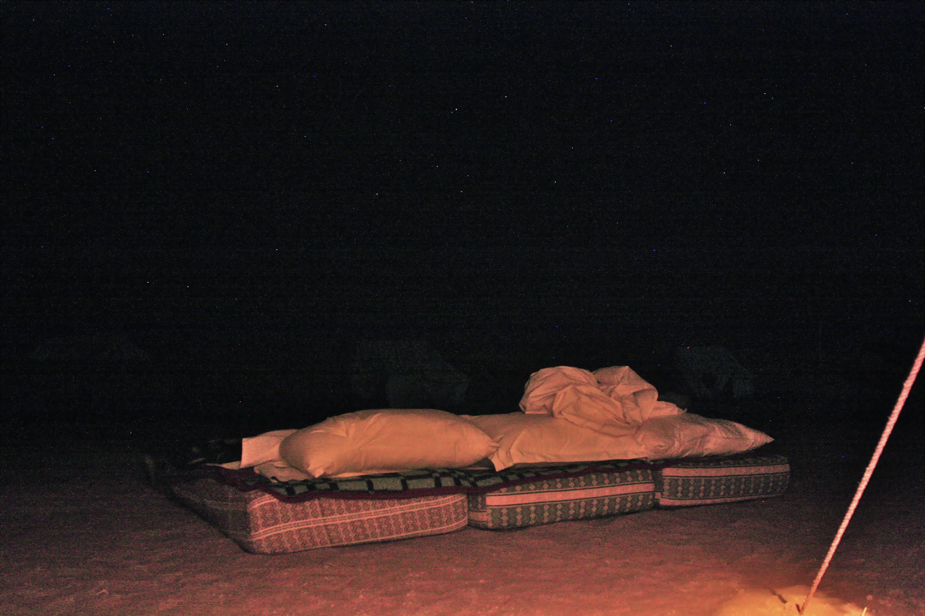 Sahara marokko yöpyminen