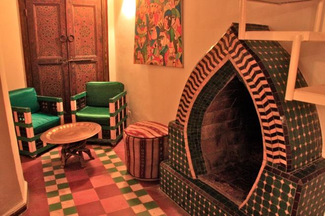 Riad chorfa Marokko