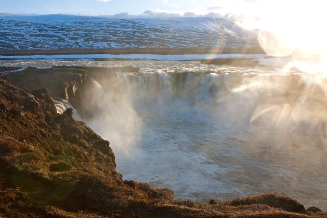 Islanti vesiputous