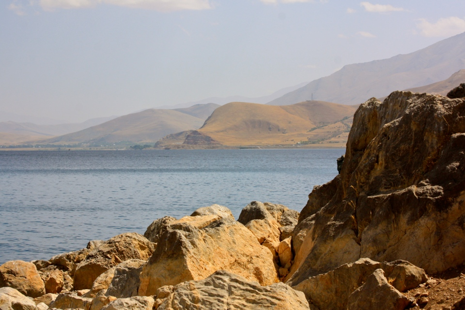 Akdamar island