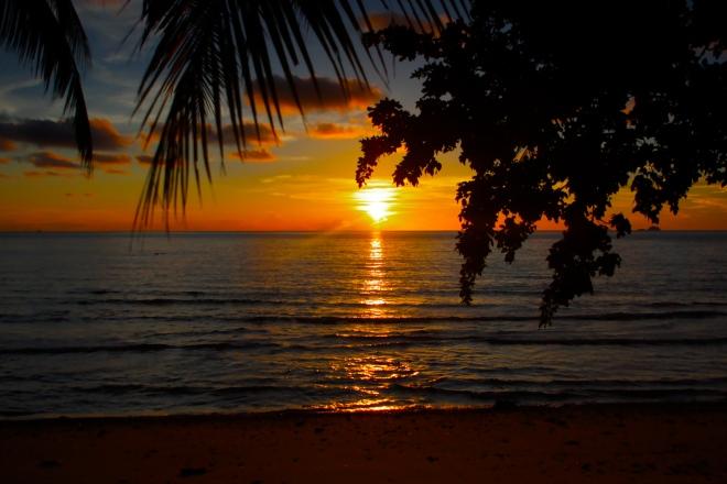 Malesia Tioman saari