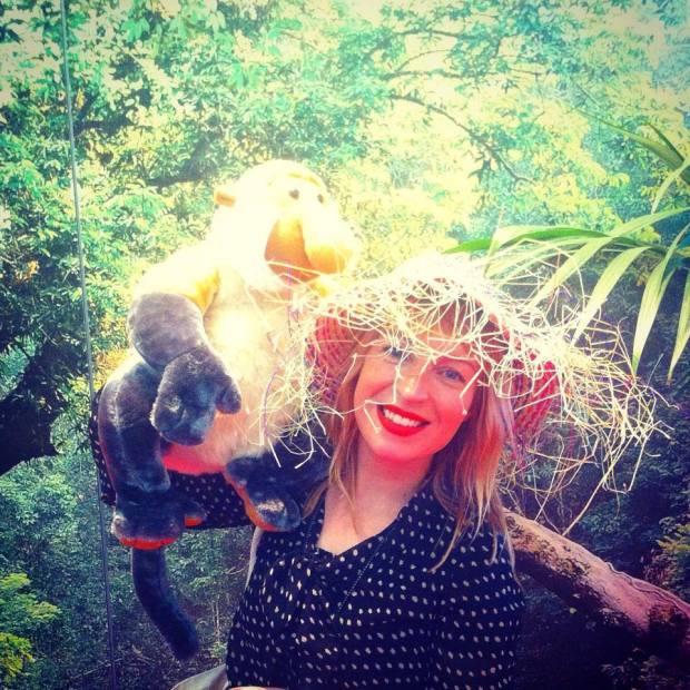 Urbaani viidakkoseikkailijatar lähtee Malesiaan