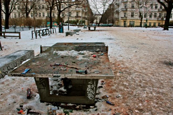 berliini uusi vuosi