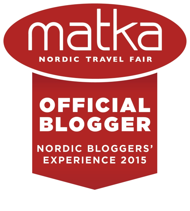 Nordic bloggers' experience 2015