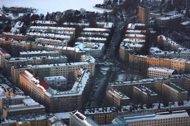 Helsinki helikoterista Rotorway