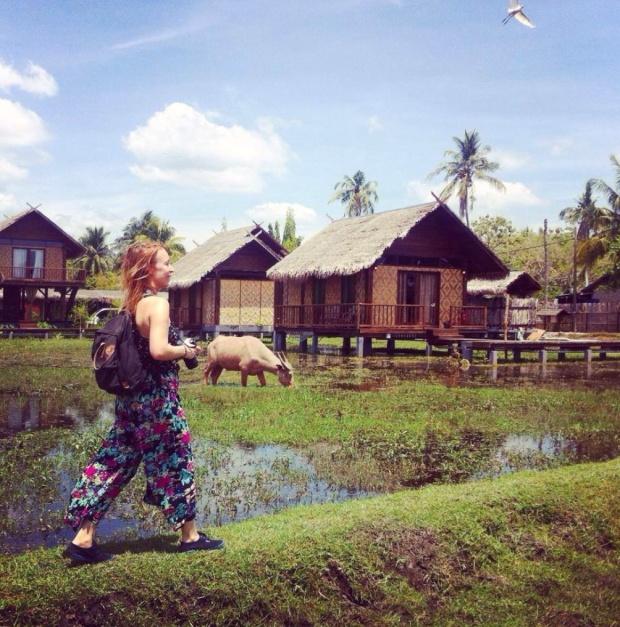 Gemalai village, langkawi/ Urbaani viidakkoseikkailijatar