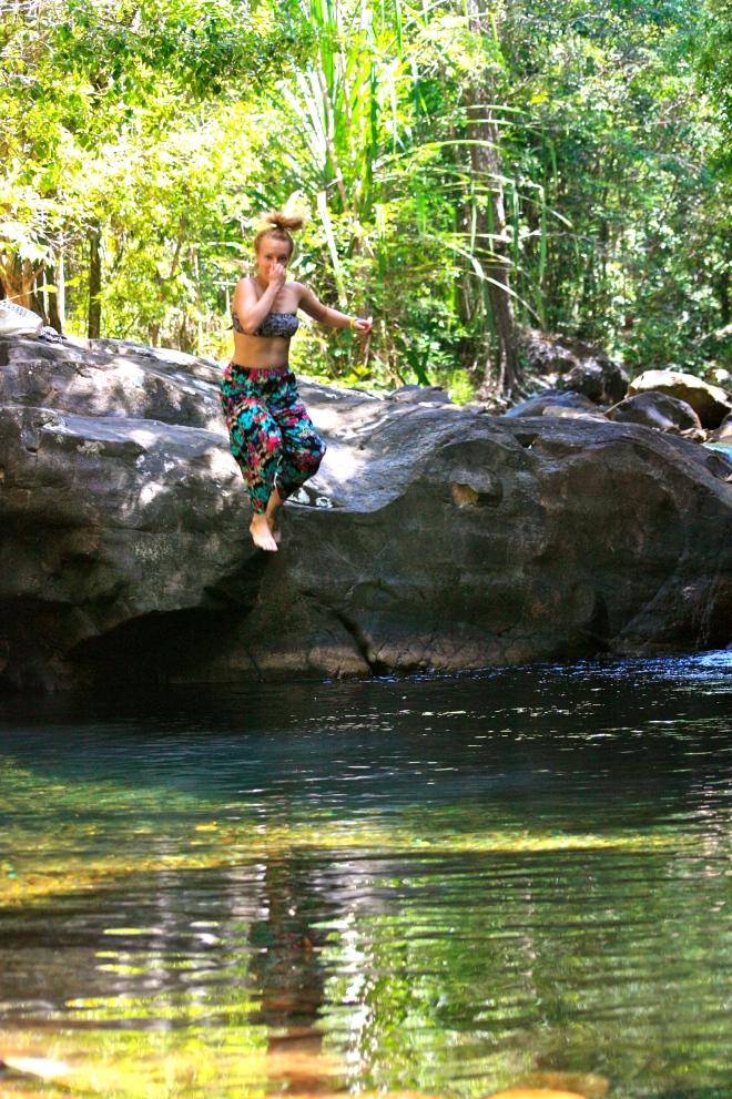 Langkawi, Urbaani viidakkoseikkailijatar