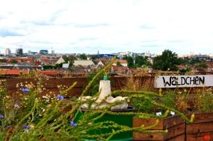 Kattoterassi berliini