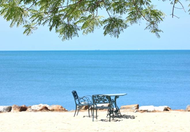 Sheraton beach resort, Langkawi