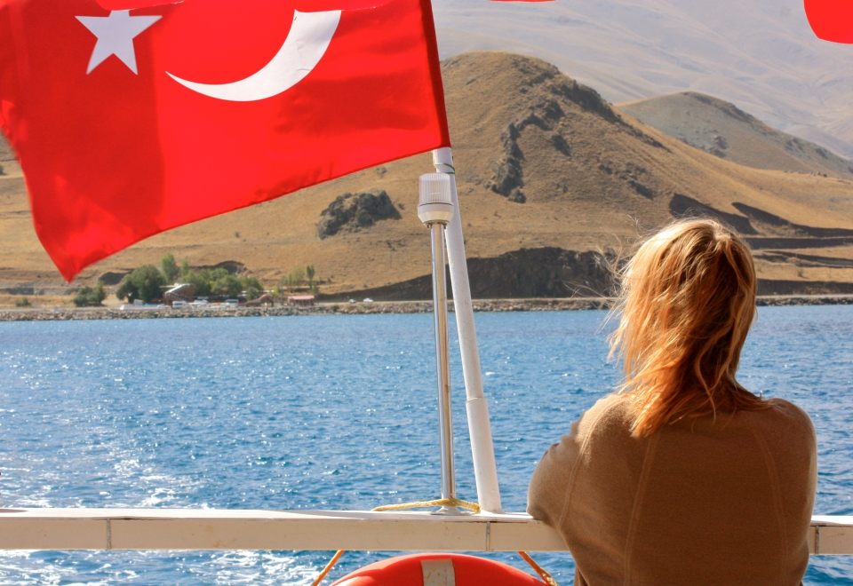 Sail for good Turkki
